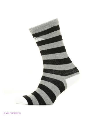 Носки Quiksilver. Цвет: черный