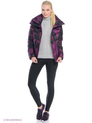 Куртка NIKE UPTOWN 550 JACKET-AOP. Цвет: фиолетовый