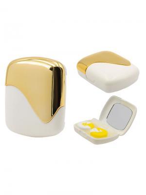 Набор для контактных линз K1601-C0920 Germes. Цвет: серебристый, белый