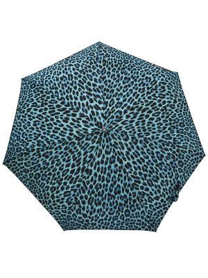 Зонты H.DUE.O. Цвет: голубой