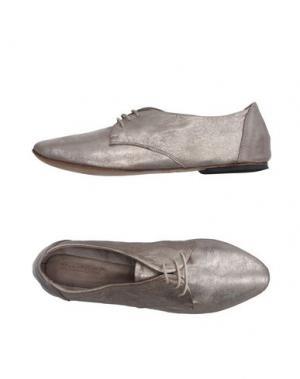 Обувь на шнурках KUDETÀ. Цвет: платиновый