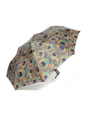 Зонт Stilla s.r.l.. Цвет: зеленый, золотистый