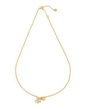 Ожерелье BILL SKINNER. Цвет: золотистый