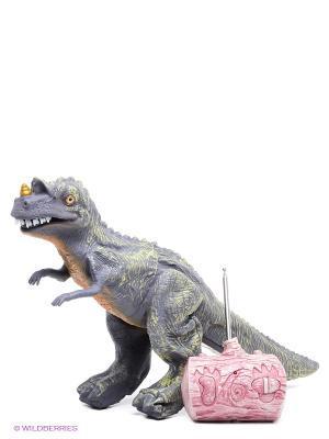 Динозавр Цератозавр Amico. Цвет: серый