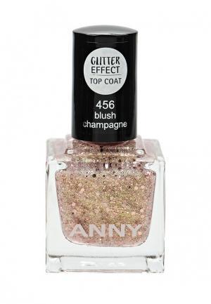 Лак для ногтей Anny. Цвет: золотой