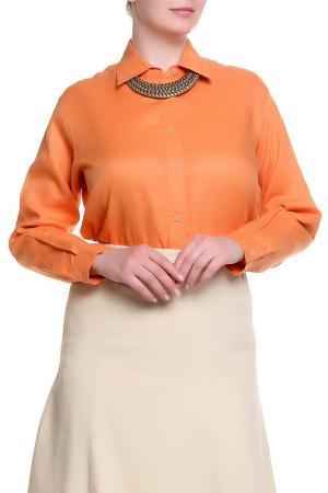 Рубашка Riani. Цвет: кирпичный