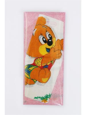 Платок носовой ZLATA KORUNKA. Цвет: оранжевый