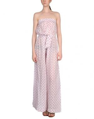 Пляжные брюки и шорты MARZIA GENESI SEA. Цвет: розовый