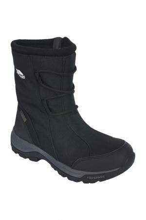 High boots Trespass. Цвет: черный