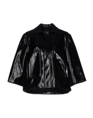 Куртка JONATHAN SAUNDERS. Цвет: черный