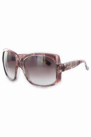Очки солнцезащитные Lina Latini. Цвет: розовый