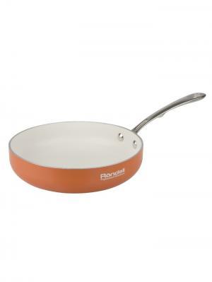 Сковорода Rondell RDA-524. Цвет: терракотовый