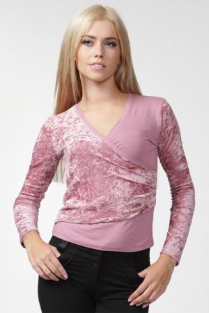 Блузка Ikiler. Цвет: розовый