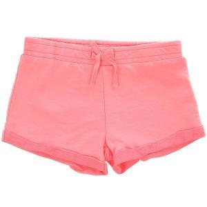 Шорты классические детские  Littleinagua Neon Grapefruit Roxy. Цвет: розовый