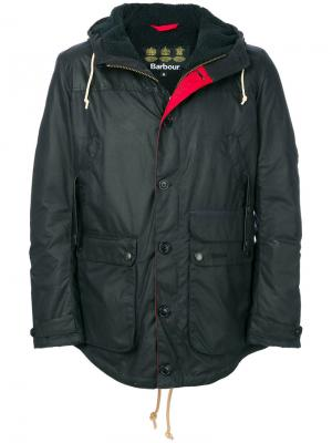 Куртка Game Barbour. Цвет: синий
