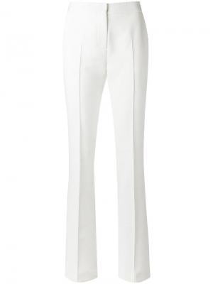 Straight leg trousers Egrey. Цвет: белый