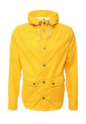 Куртка Barbour. Цвет: желтый