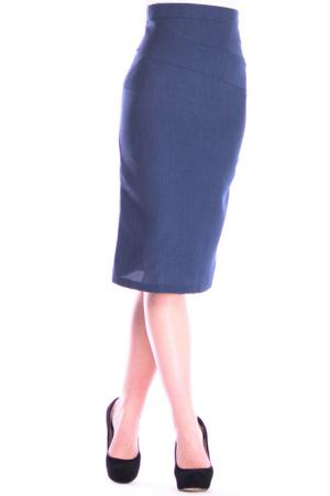 Юбка Laura Bettini. Цвет: темно-синий