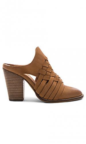 Туфли на каблуке im yours Seychelles. Цвет: цвет загара