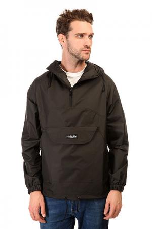 Анорак  Anorak Pocket Black Anteater. Цвет: черный