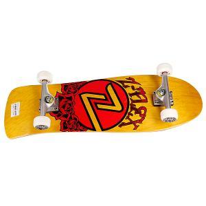 Скейт круизер  Rose Complete Yellow 31.5 (80 см) Z-Flex