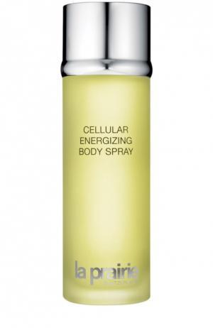 Cпрей для тела с клеточным комплексом Cellular Energizing Body Spray La Prairie. Цвет: бесцветный