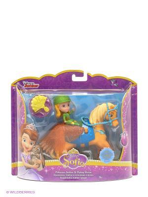Кукла с пегасами SOFIA THE FIRST. Цвет: золотистый