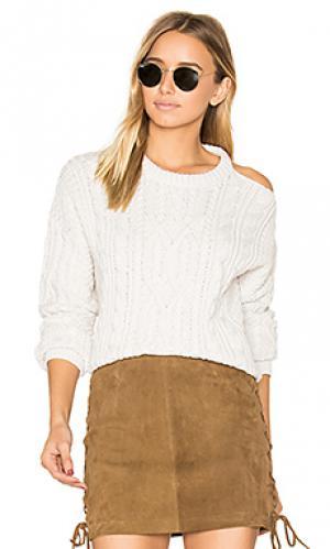 Свитер laurissa 360 Sweater. Цвет: светло-серый