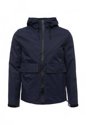 Куртка Topman. Цвет: синий