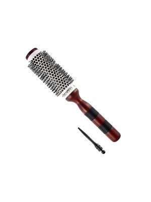 Термобрашинг Salon Professiona M5253CCB, керамический. PROFESSIONAL. Цвет: коричневый
