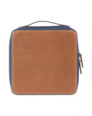 Beauty case MISMO. Цвет: коричневый