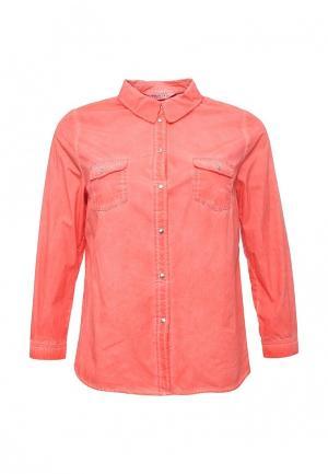 Рубашка Studio Untold. Цвет: розовый
