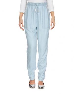 Джинсовые брюки LUCKY LU Milano. Цвет: синий