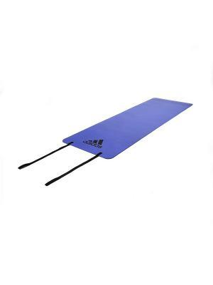 Мат для фитнеса Adidas. Цвет: индиго