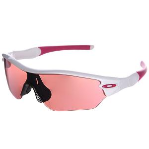 Очки  Radar Edge Breast Cancer Pearl/G30 Ird Oakley. Цвет: белый,розовый