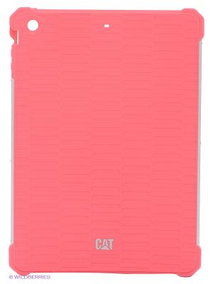 Противоударная защита для iPad Air Caterpillar. Цвет: розовый