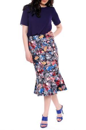 BLOUSE Moda di Chiara. Цвет: violet