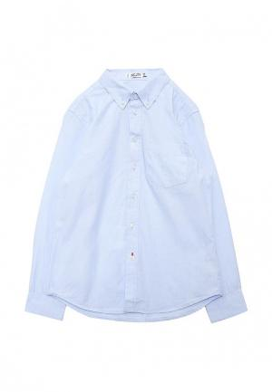 Рубашка Incity. Цвет: голубой
