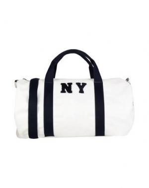 Дорожная сумка JOSHUA*S. Цвет: белый