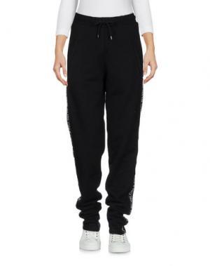 Повседневные брюки MARCELO BURLON. Цвет: черный