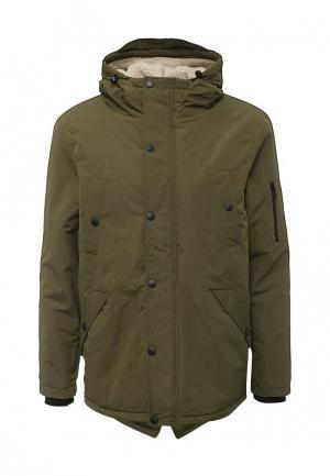 Куртка утепленная d-Struct. Цвет: хаки