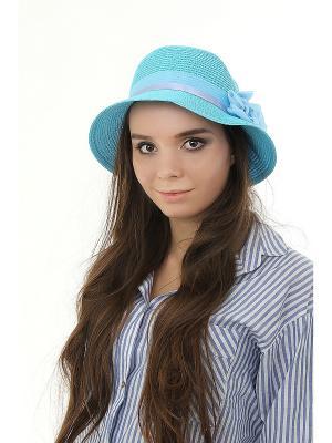 Шляпа Happy Charms Family. Цвет: голубой, сиреневый