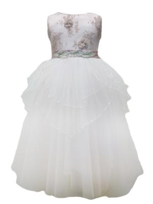 Нарядное платье  Lily Leli Bambine