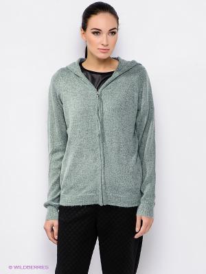 Кофта Vero moda. Цвет: светло-зеленый