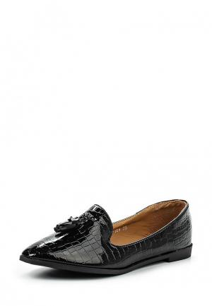 Лоферы Max Shoes. Цвет: черный