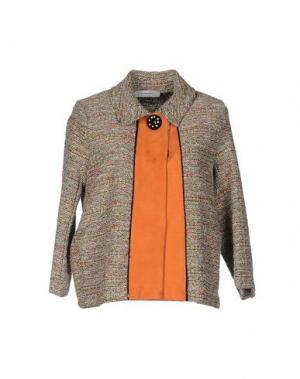 Пиджак ALFONSO RAY. Цвет: оранжевый