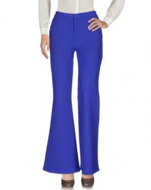 Повседневные брюки LEITMOTIV. Цвет: фиолетовый