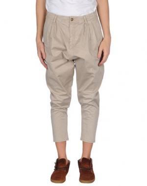 Повседневные брюки MINIMAL. Цвет: бежевый
