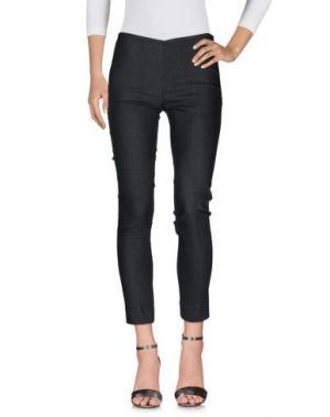 Джинсовые брюки SCOOTERPLUS. Цвет: черный