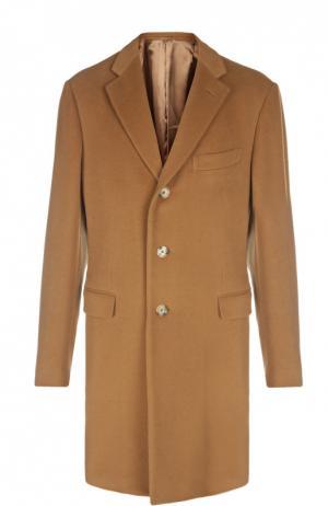 Пальто Andrea Campagna. Цвет: светло-коричневый